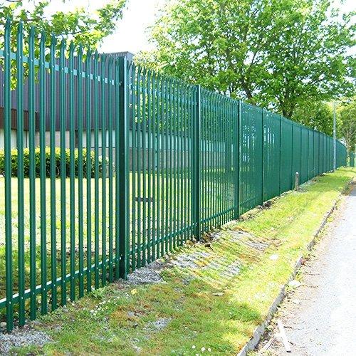 Palisade Fence 4