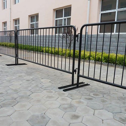 Crowd Control Barrier 6