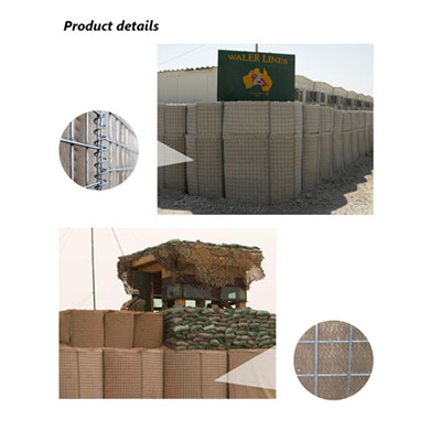 China blast wall barriers instructions